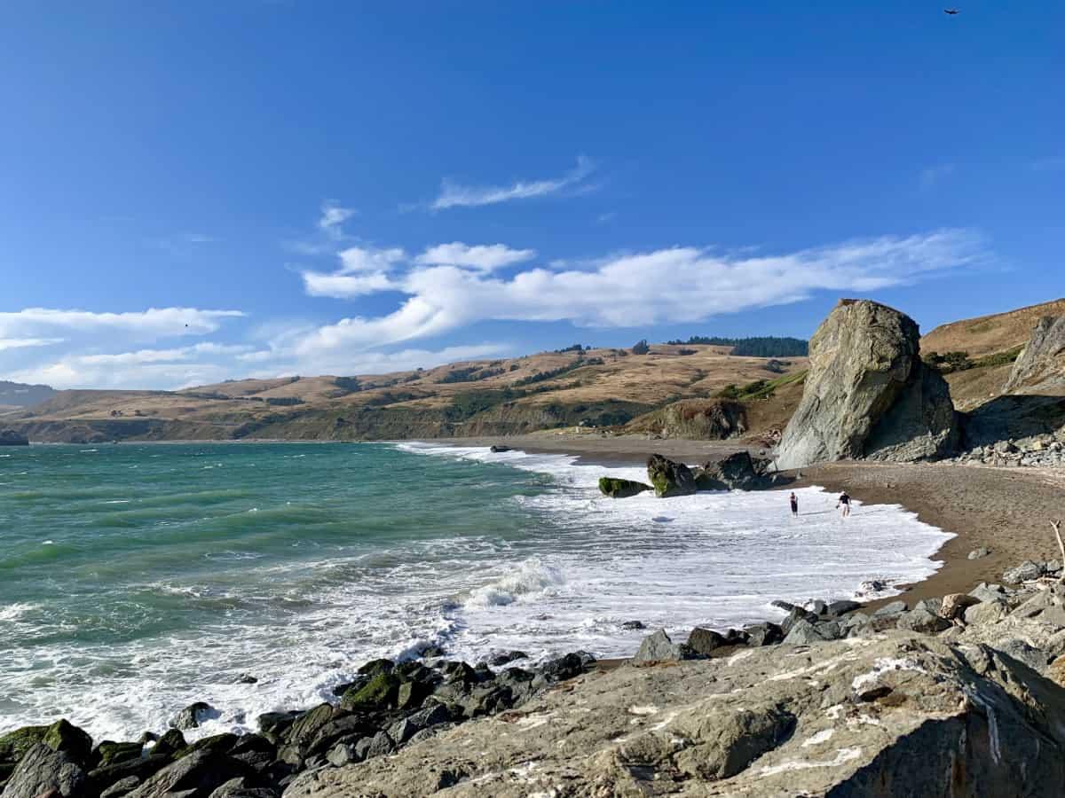 Goat Rock Beach...Things to Do on the Sonoma Coast, California | Sonoma Coast roadtrip or Northern California coast roadtrip ideas.