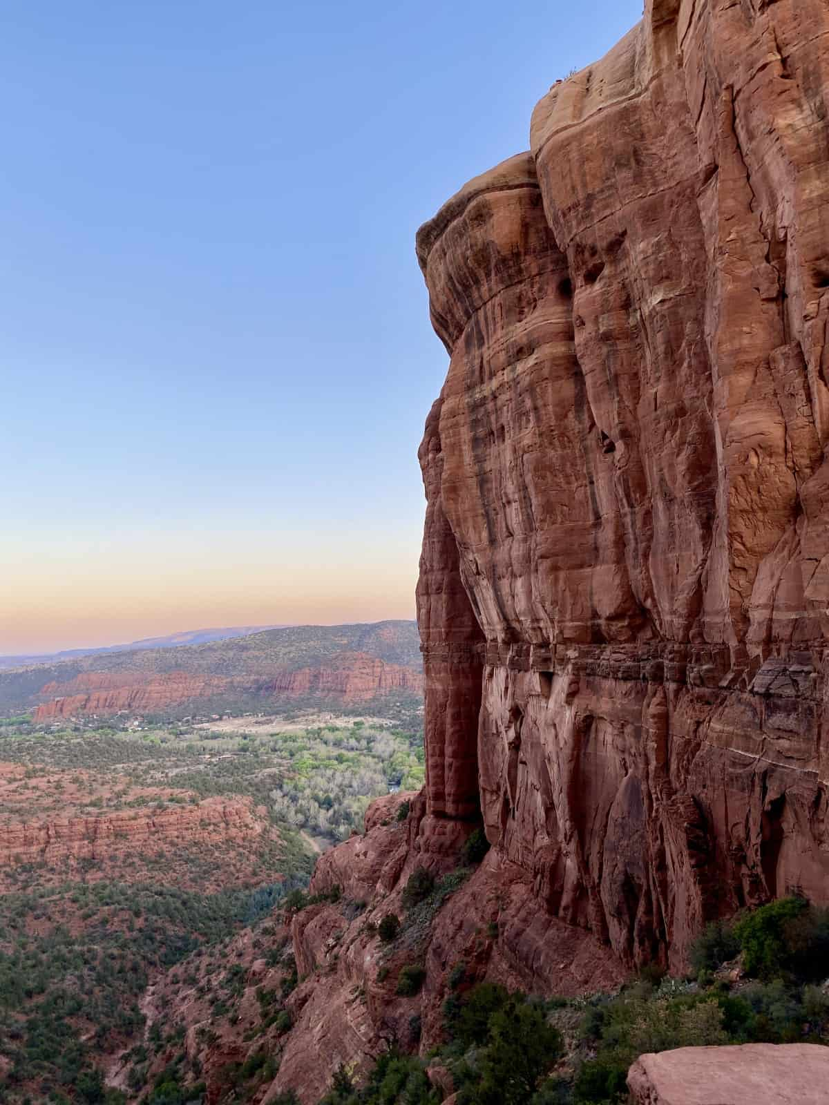Sedona Hikes: What to Do & What to Skip   Cathedral Rock at sunrise is absolutely stunning